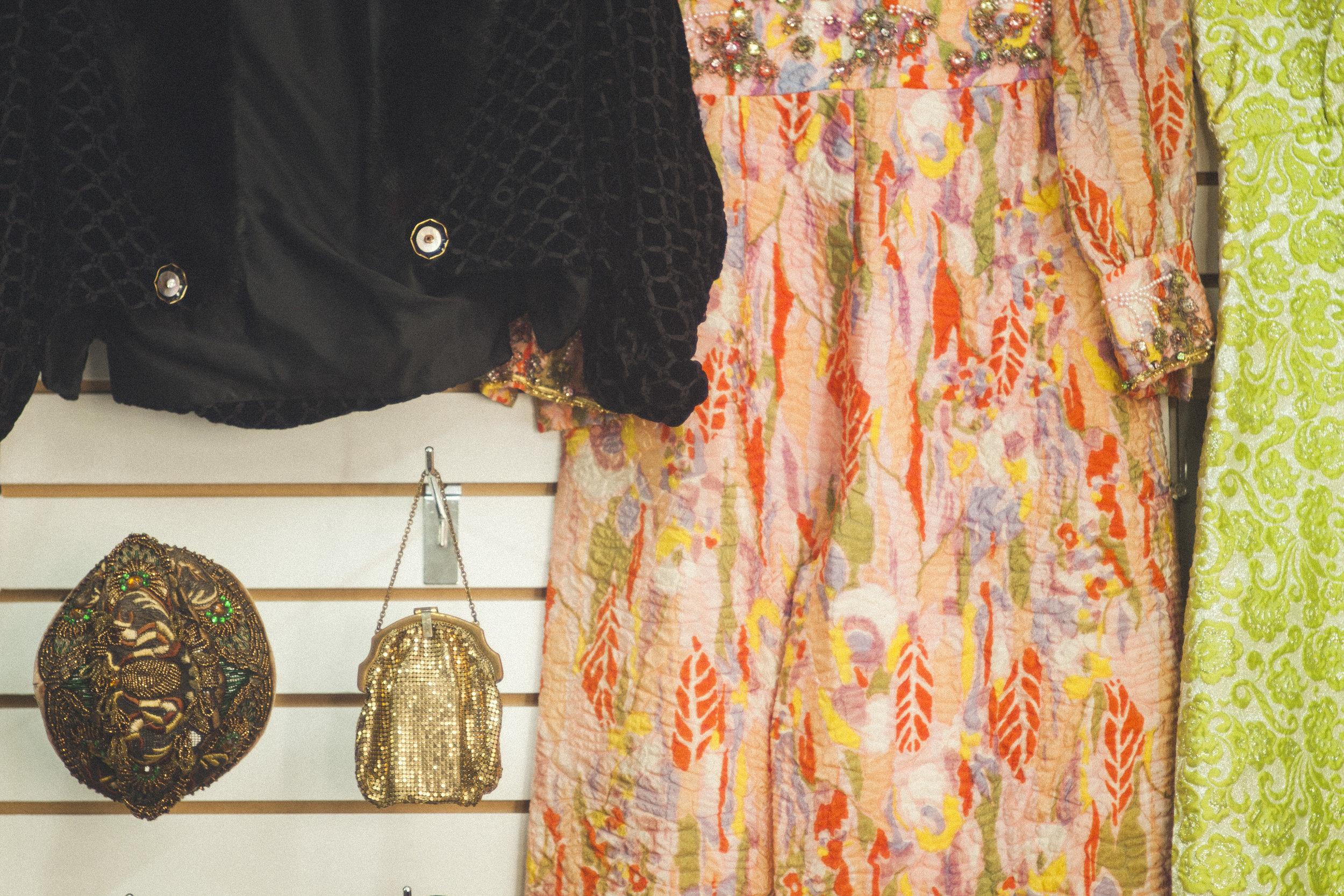 Selection of vintage wares / Freddie L. Rankin II
