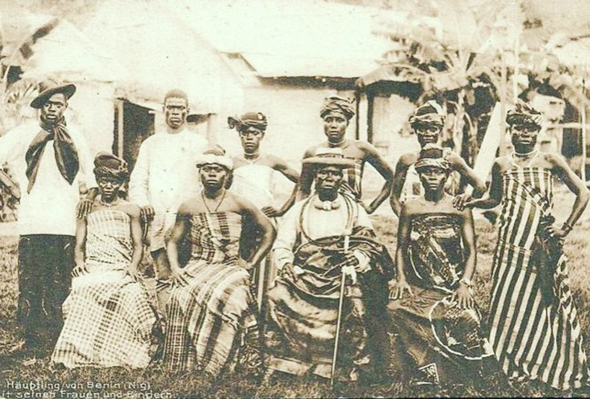 Image of Itsekiri people of Warri / Photo Courtesy of @iamisigo