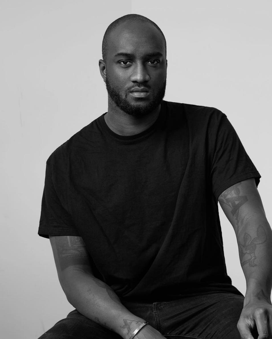 Virgil Abloh. Photo Courtesy of Louis Vuitton.