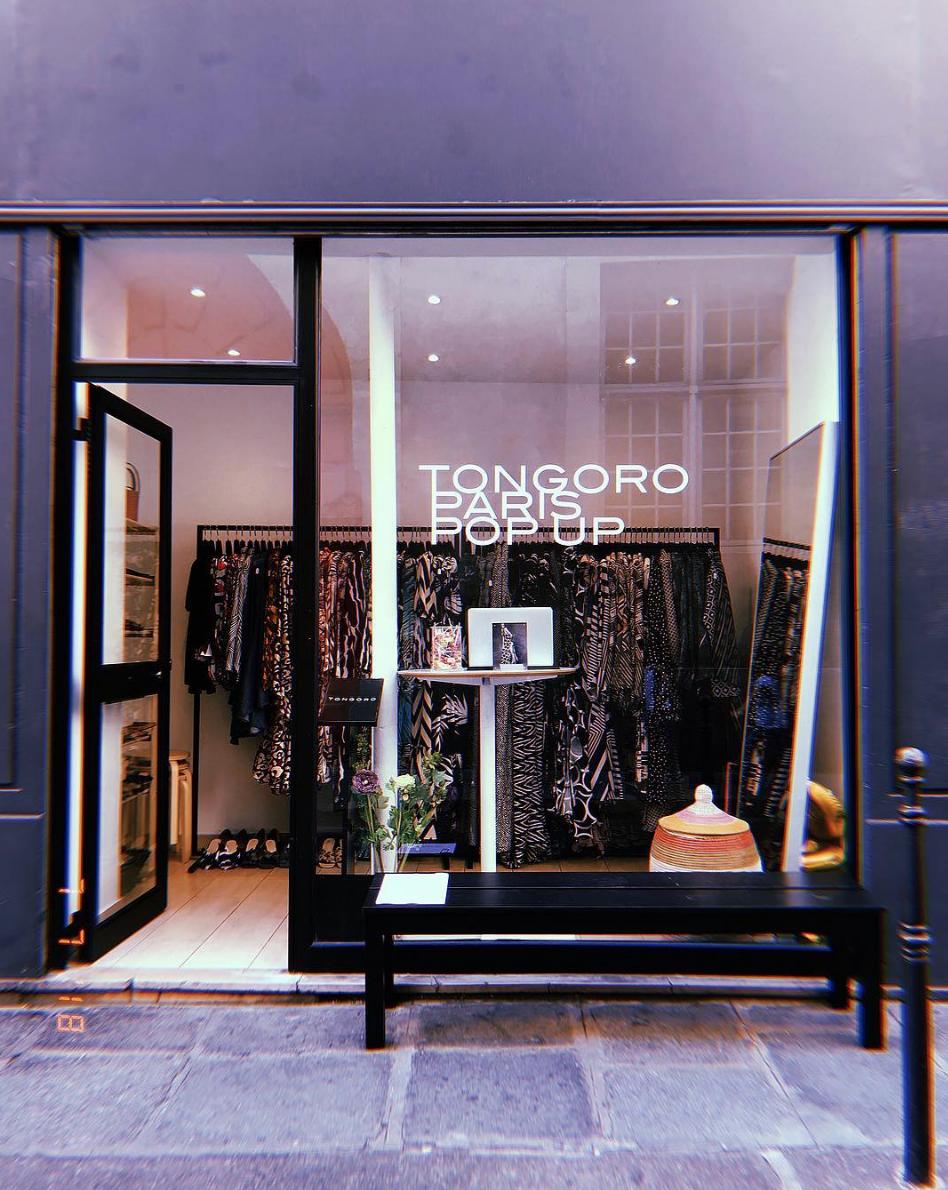 Tongoro Studio Paris Pop-Up