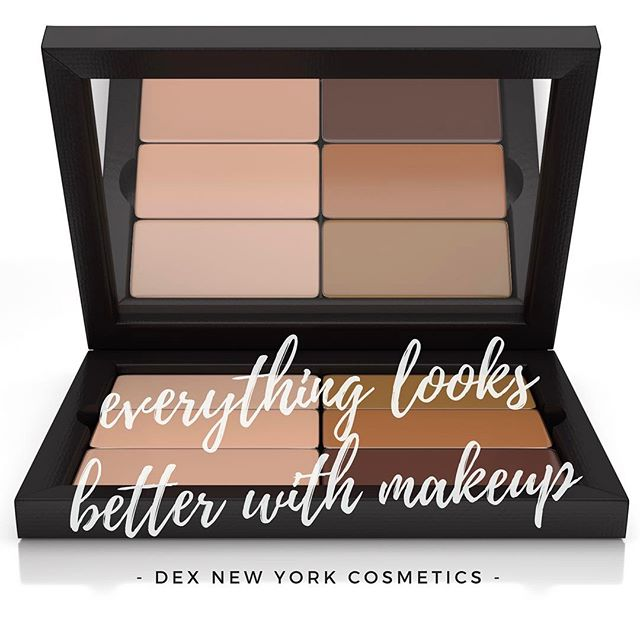 Encounter: I don't wear makeup DEX: Really...{stunned} Encounter: I just wear a little #mascara and #lipgloss DEX: Everything looks better with makeup {Mic Drop} #checkyourselfbeforeyouwreckyourself