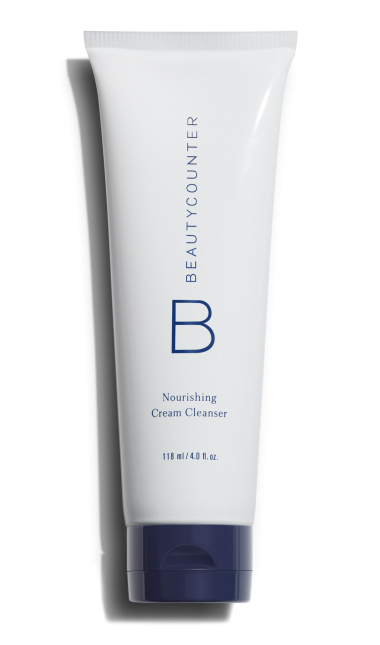FACE WASH: Beautycounter Nourishing Cream Cleanser
