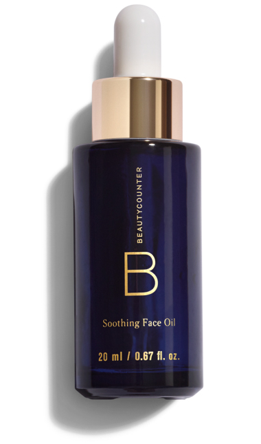 FACE OIL: Beautycounter Soothing Face Oil