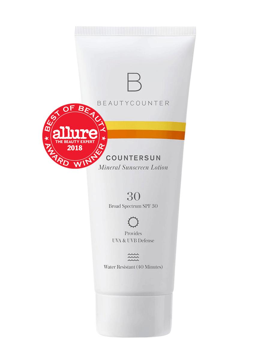 Beautycounter Sunscreen Lotion