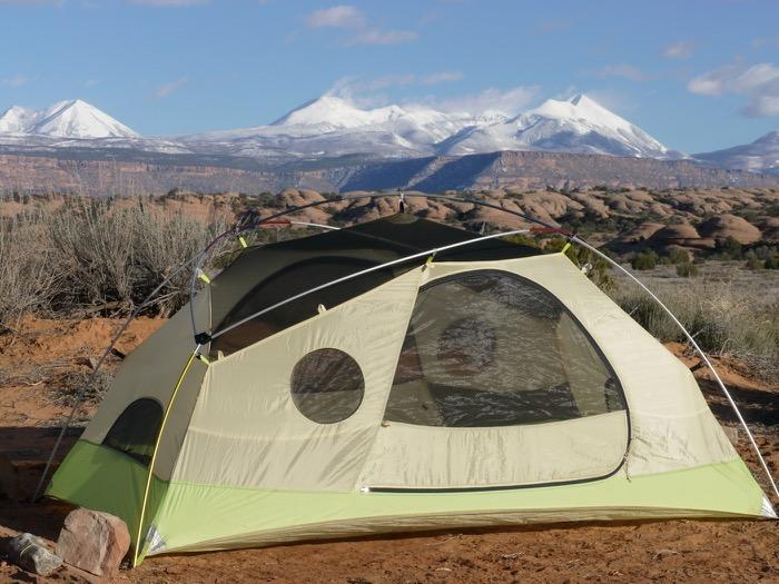 Moonlight Tent - Free of Flame Retardants and DWR (PFAS)
