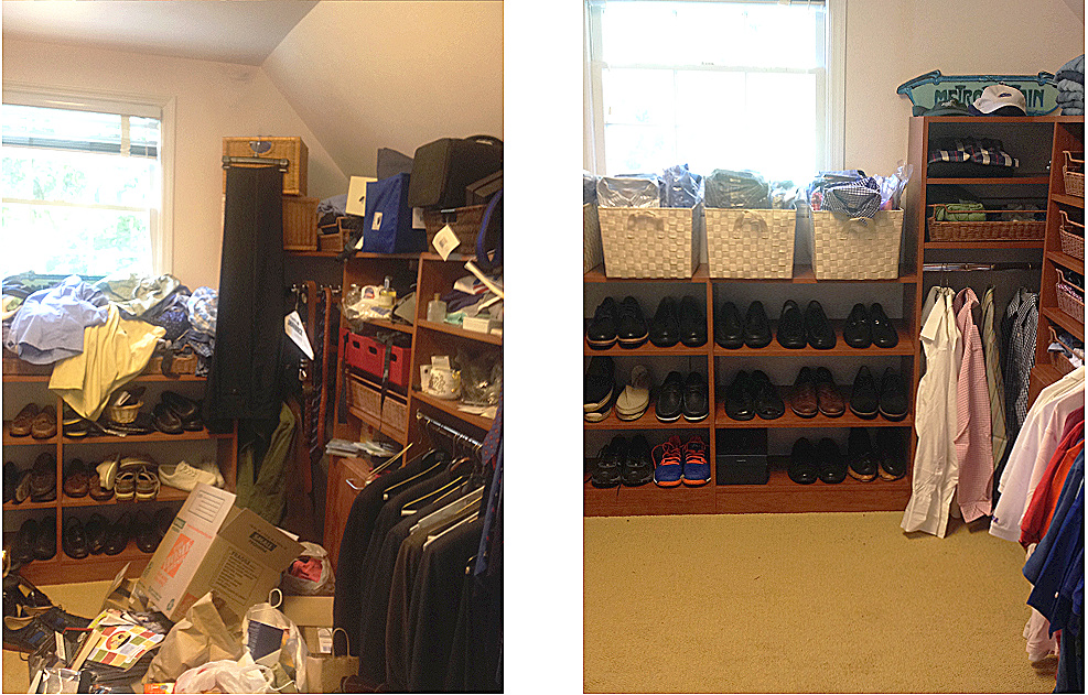 organized+master+closet+before+and+after