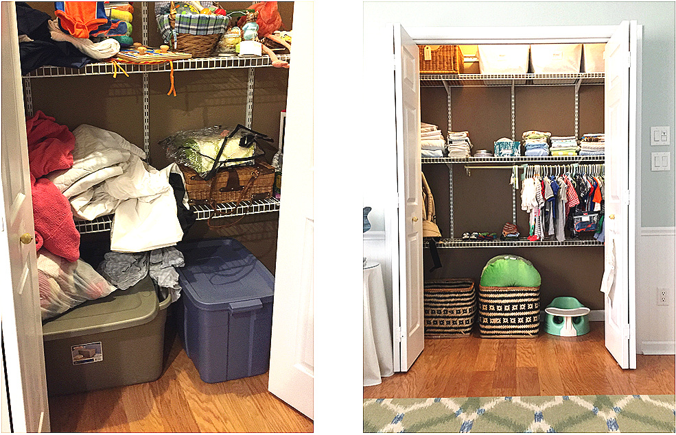 organized+nursery+closet+before+and+after