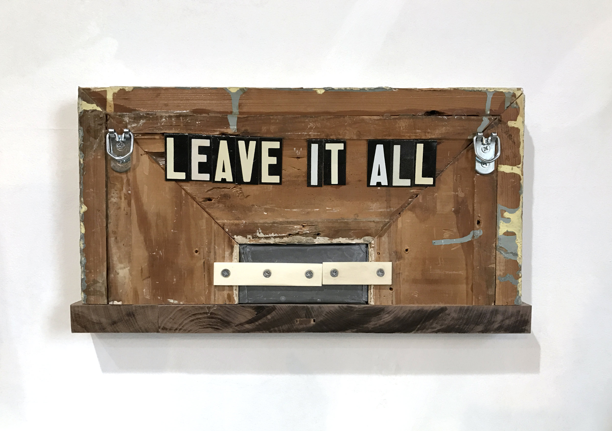 Leave it All (Behind)