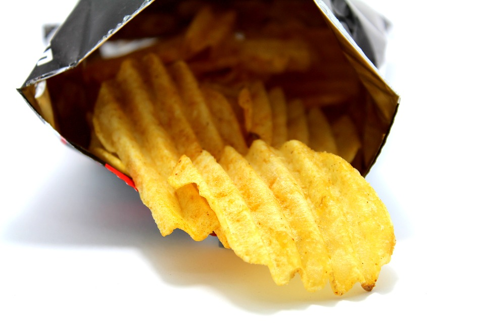 Potato chip connections