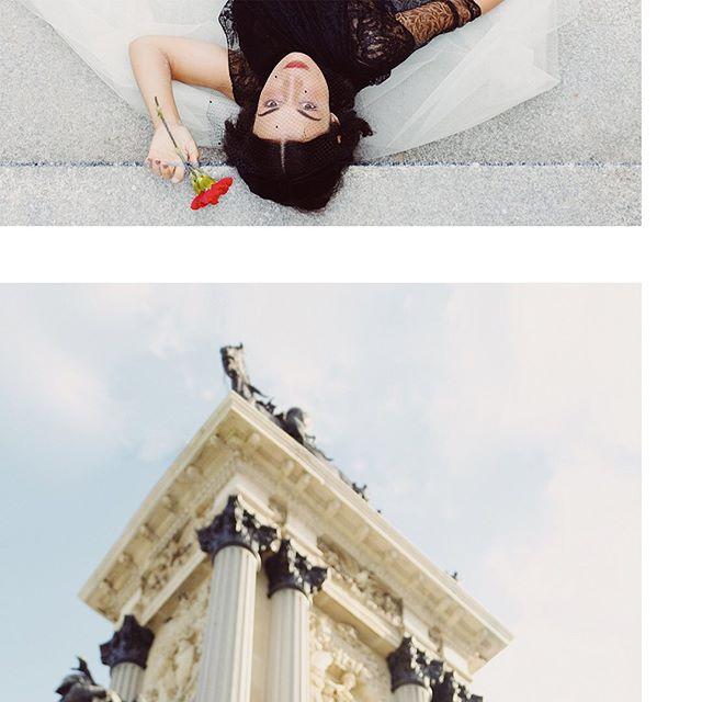 Abre los ojos. • Rinascita es un proyecto que nace desde siempre.  Agosto 2019~amanecer | sueño . Con @sararivero__ @lucas_delarubia @ralberola @nic_lund @guillermobenet y yo misma. . #rinascita #renacer #art #photo #fotomontaje #photomontage #retiro #agosto #flower #wip #detail #phone #pray