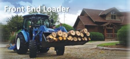 LS Front End Loaders — Smith's Enterprise