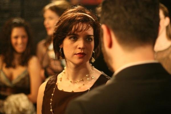Beatrice in love in  Much Ado About Nothing