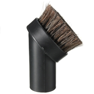 Brush attachment for hard surfaces.