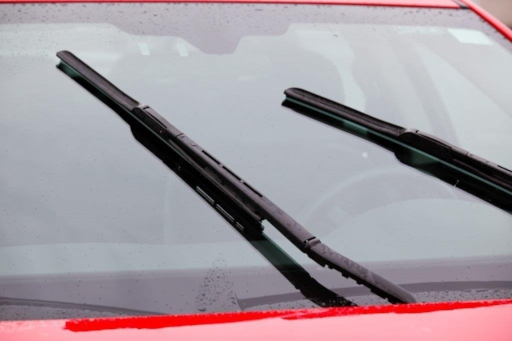 The length of time it takes your wipers to die of sun rot is directly proportional to the time between monsoon storms. LOL