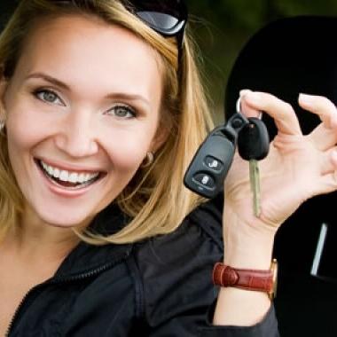 Newer cars have transponder keys and push starting.