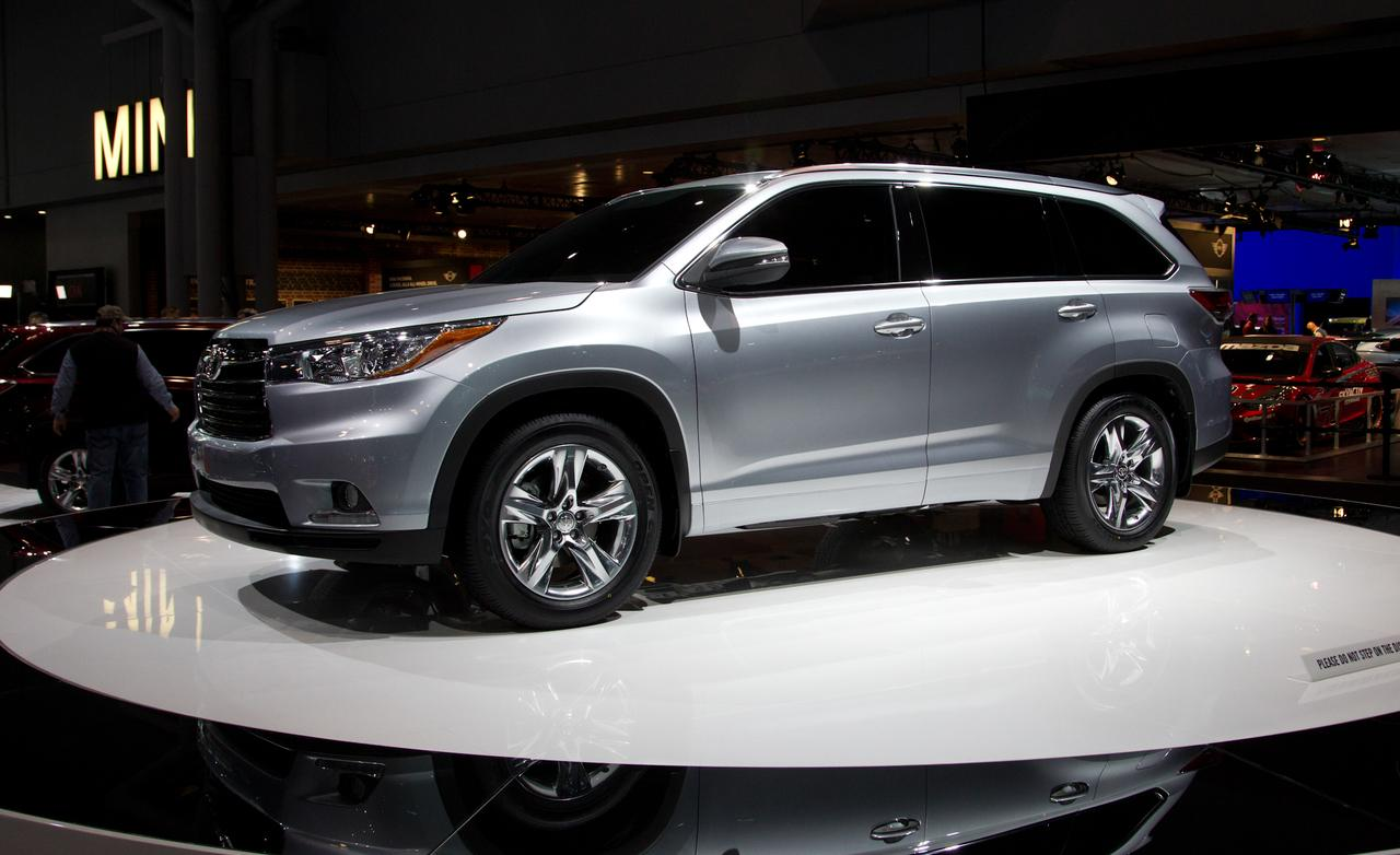 The Highlander is a family hybrid vehicle with comfort.