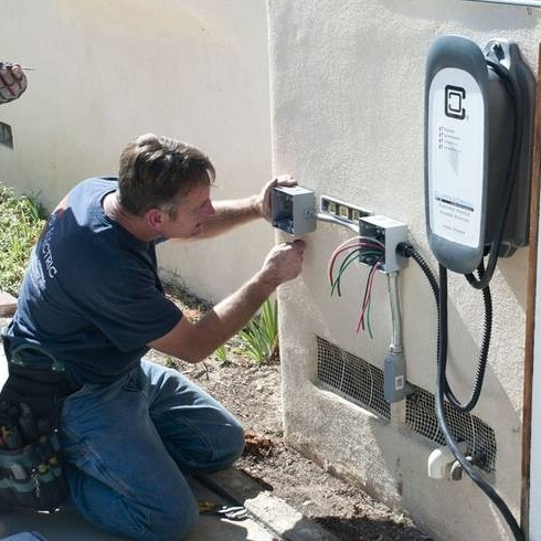 If you own an electric or hybrid vehicle, a home charging system is a necessity.