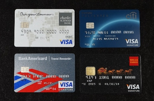 Be careful of credit card records.  this  will show you how.