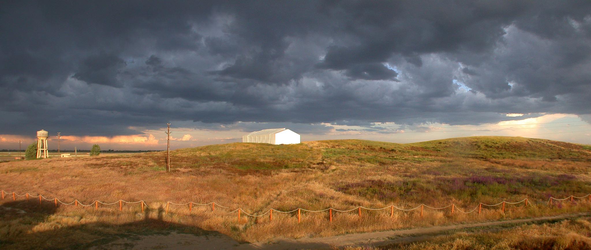 The BaCH tent at Çatalhöyük