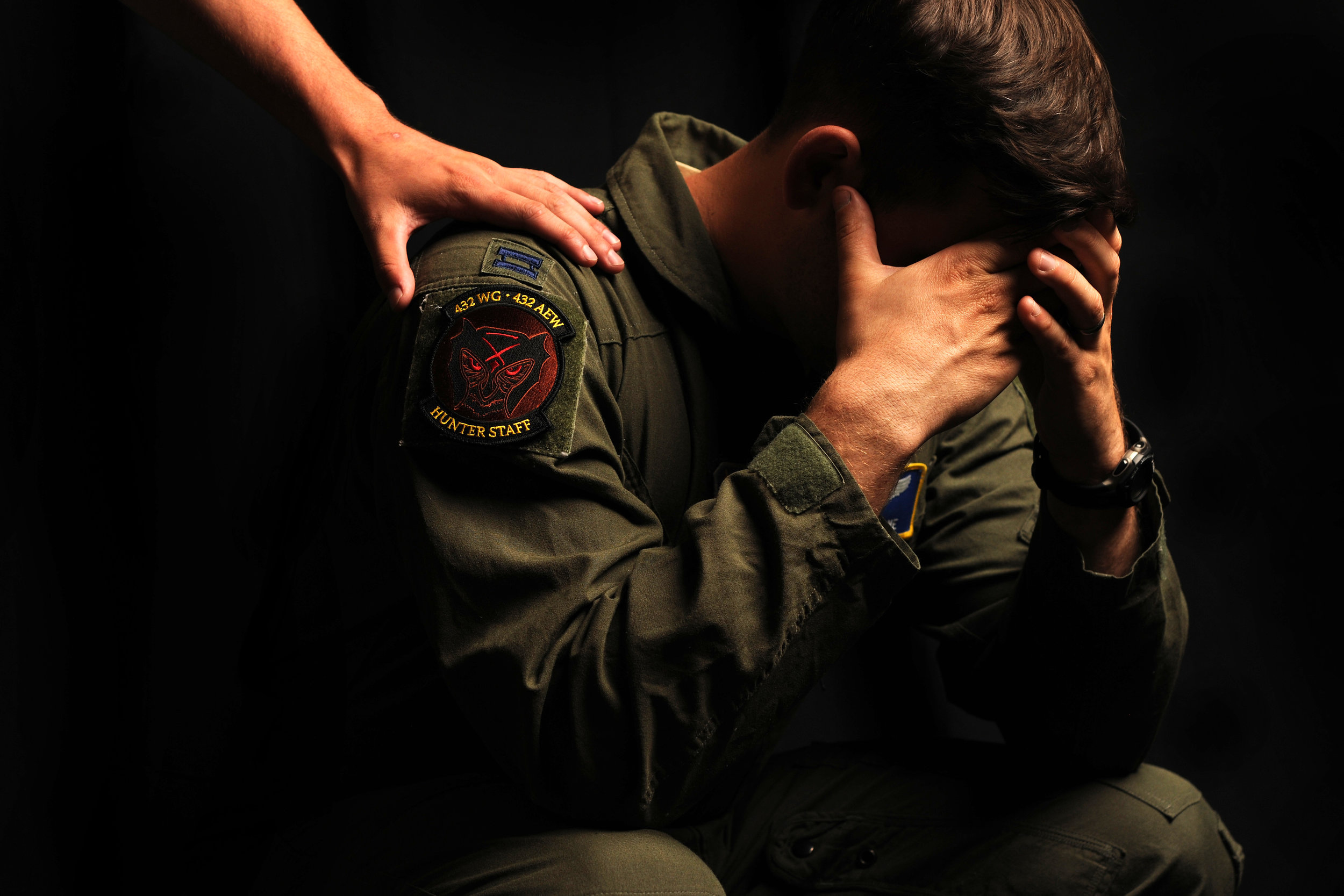 SEEK PROFESSIONAL TREATMENT - It's Never Too Late to Get Treatment or Alternative Therapy for PTSD.