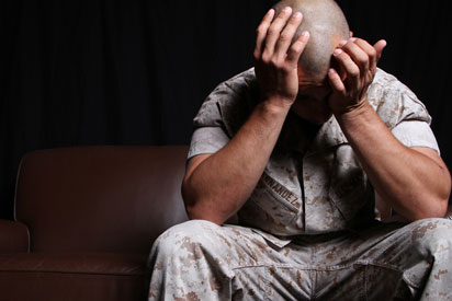 IS YOUR VETERAN IN A PTSD CRISIS? - CALL 911 OR GO TO THE NEAREST EMERGENCY ROOM
