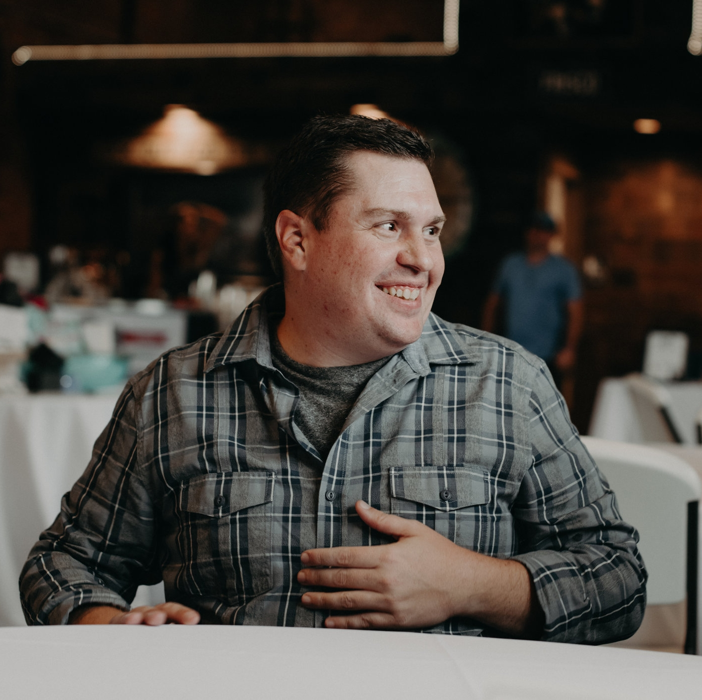 Mark Schremmer – Communications Director   Mark has been a professional journalist for 17 years, working as an editor and reporter. He currently works for Land Line Magazine, and as a freelance writer for The Kansas City Star. Mark's focus is to provide information about VetLinks.org events and services to local and national media.