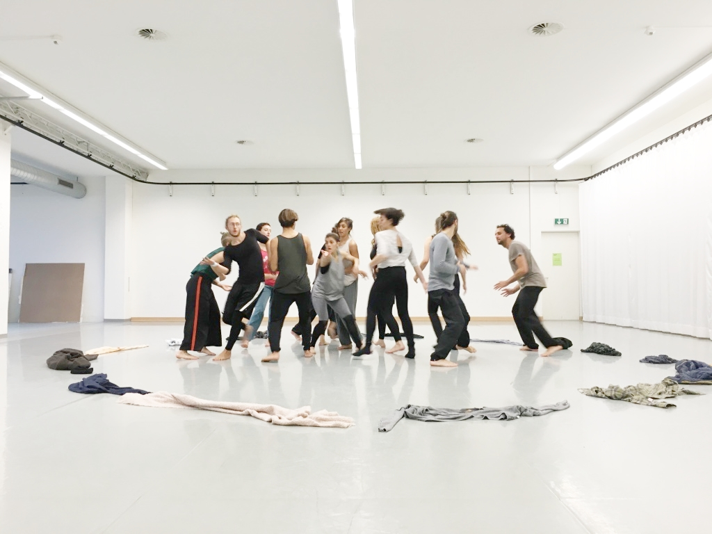 Movement Masterclass with Ane Iselin Brogeland