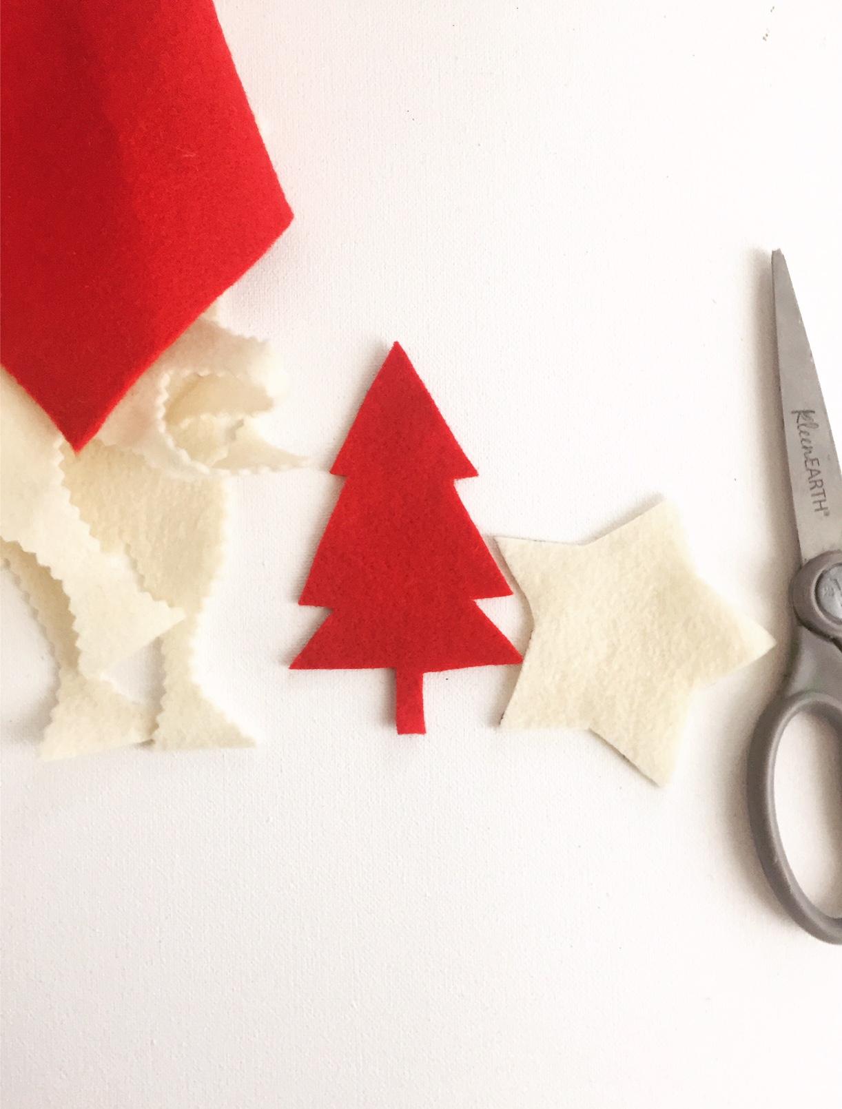 Handmade Fabric Ornament 3