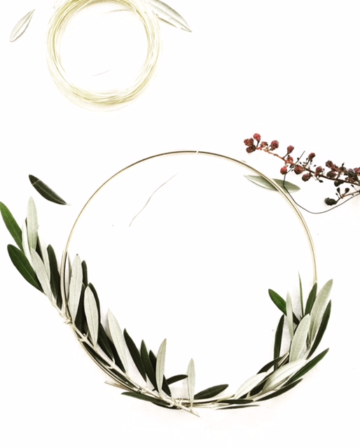 DIY Foraged Wreath 8