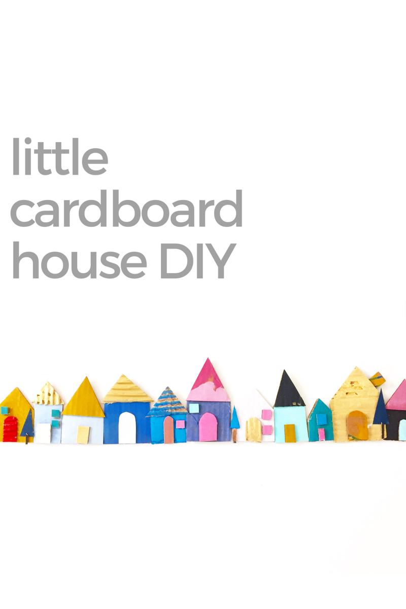 Cardboard House - 9