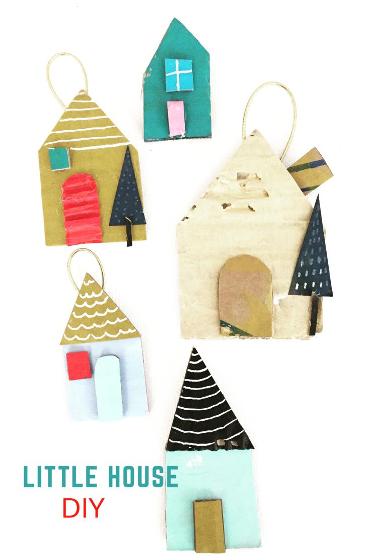 Cardboard House - 10