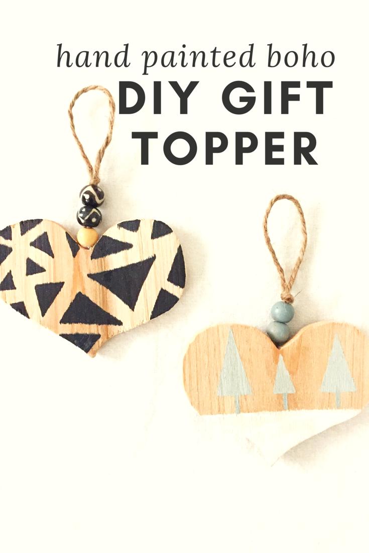 DIY Gift Wrap 12