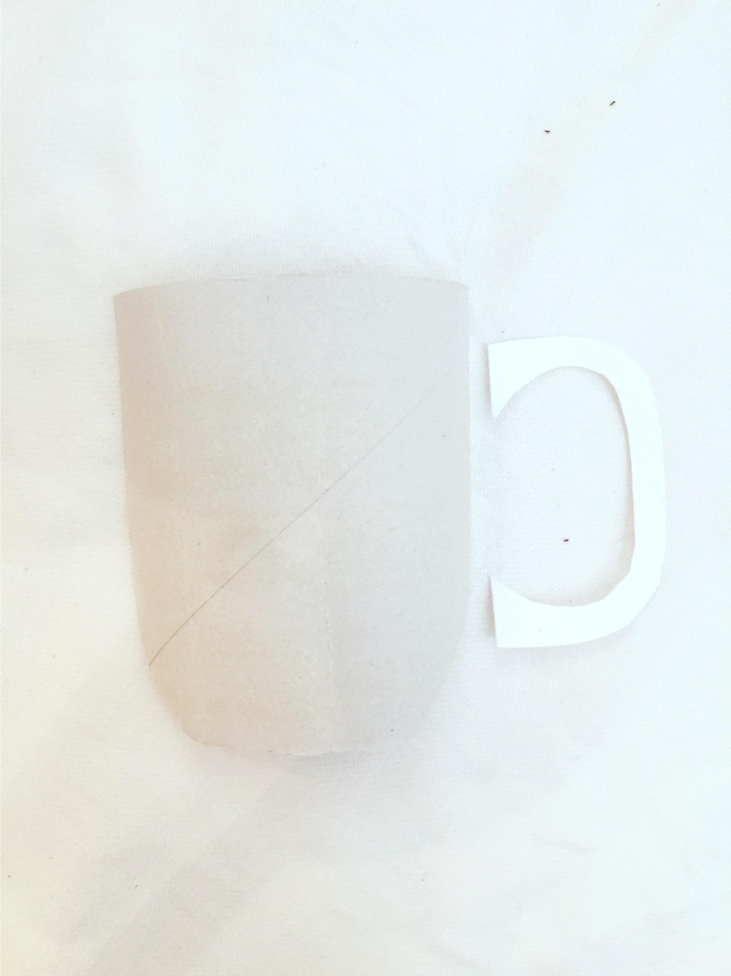 DIY Tea Cup Card 5