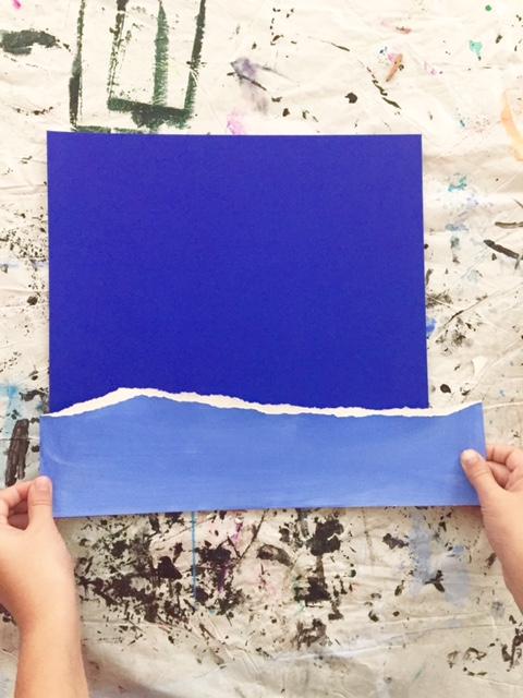 Polar Bear Value Painting 4