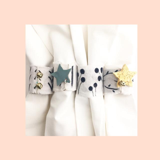 Handmade Napkin Rings 4