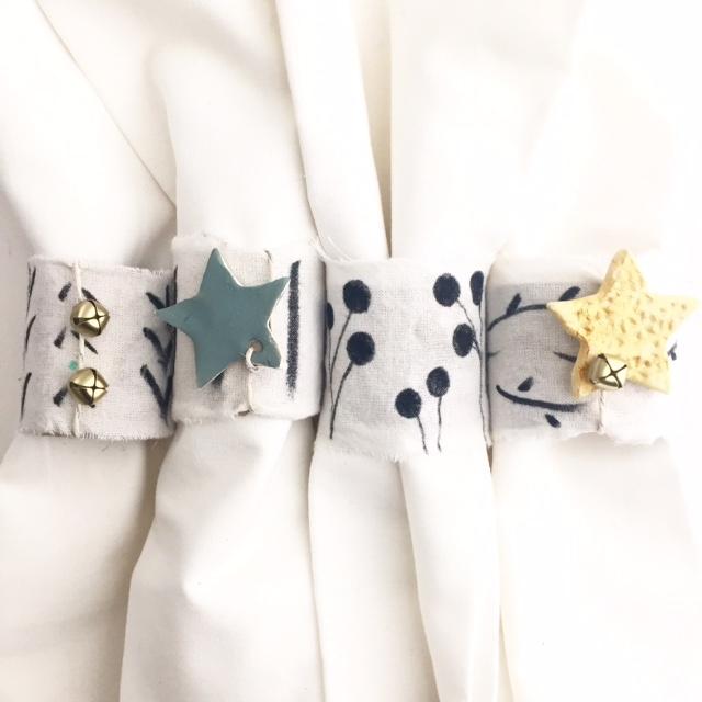 Handmade Napkin Rings 5