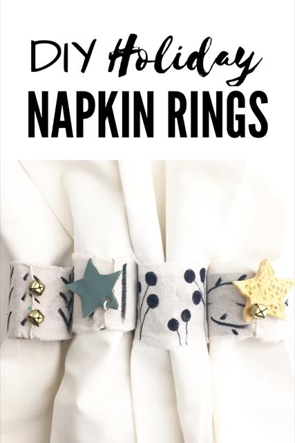 Handmade Napkin Rings 6