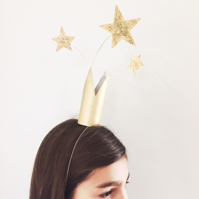 DIY New Year's Eve Crowns 3