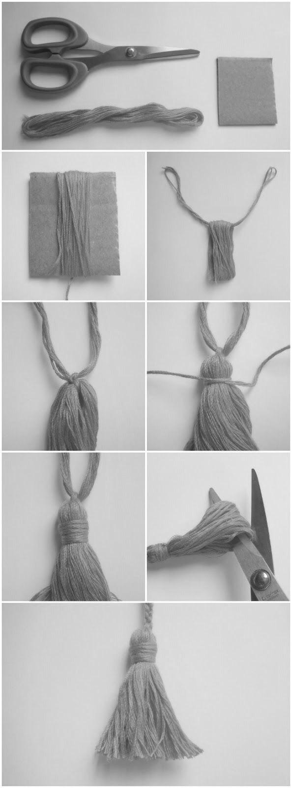 DIY Unicorn Necklace 3