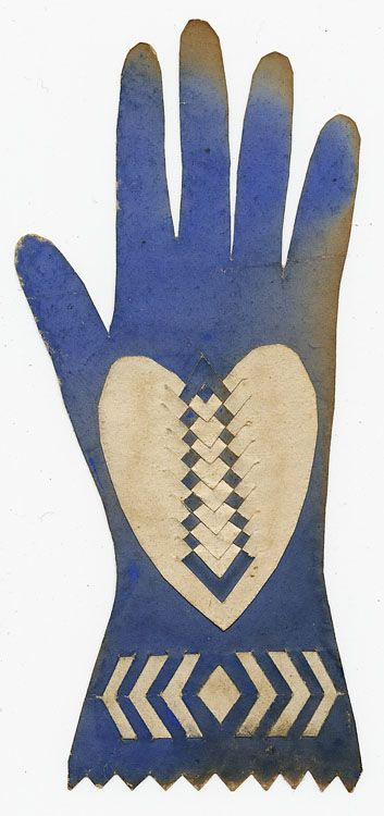 Antique Heart In Hand Love Token Circa 1840