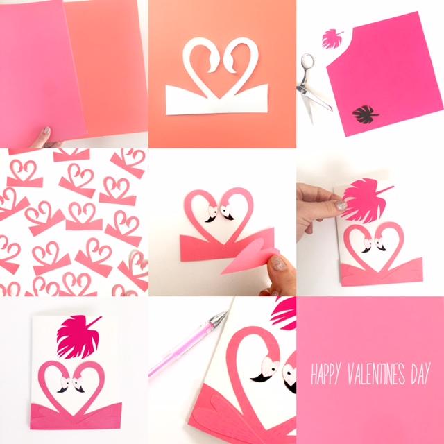 Flamingo Valentine 2