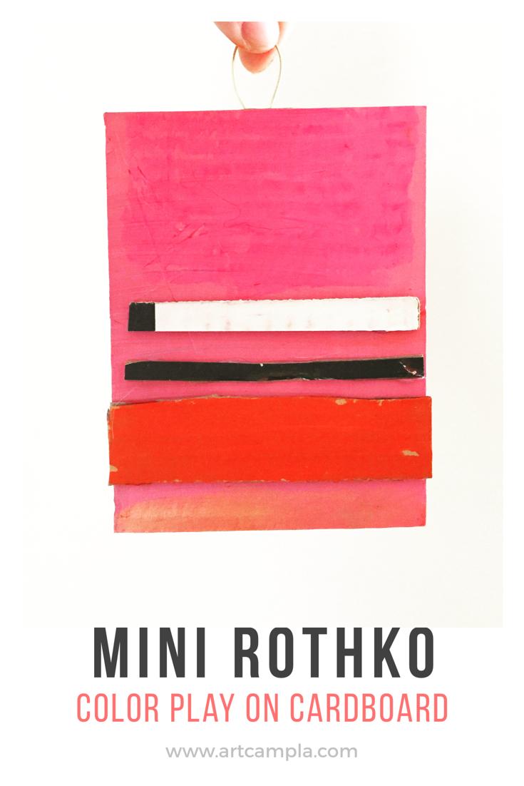 MINI ROTHKO 7