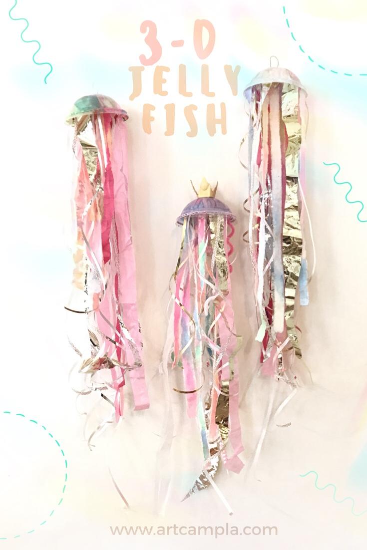 3-D Jellyfish 9