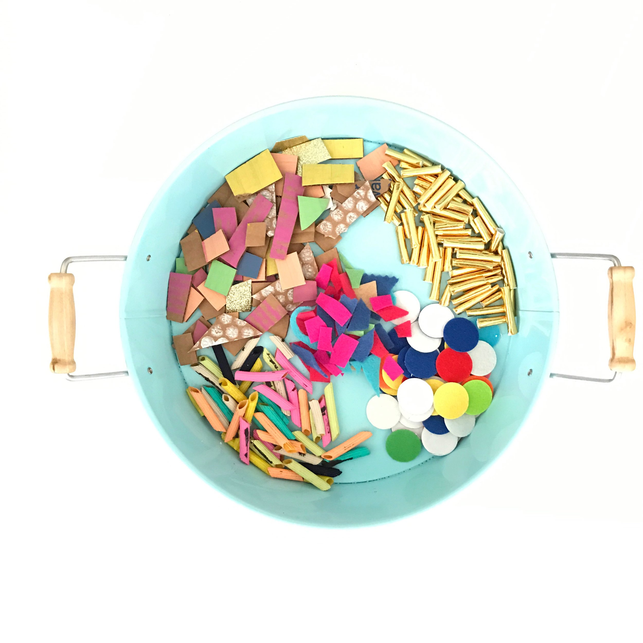 Loose Parts Collage 3