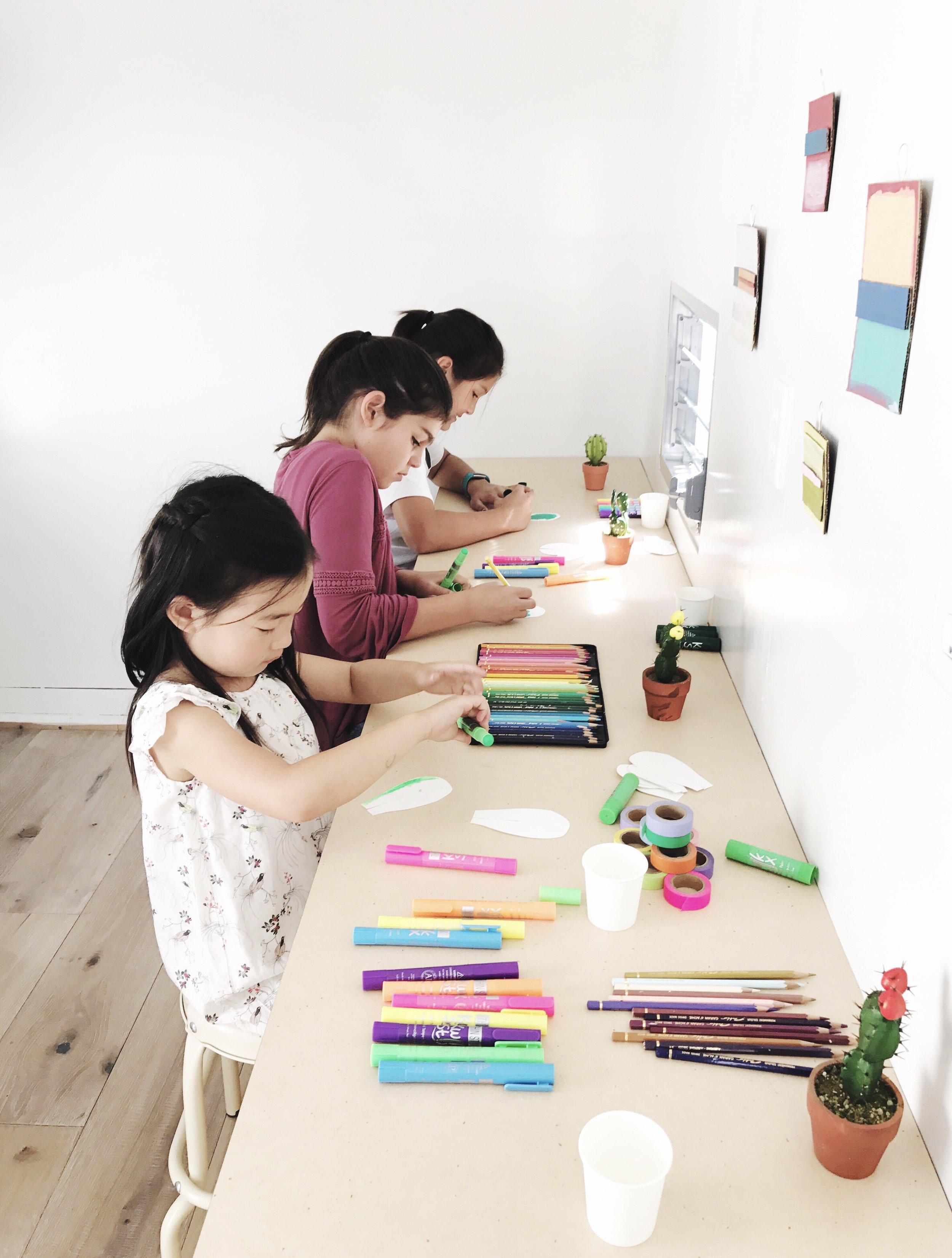 Art Camp Mobile Studio 7