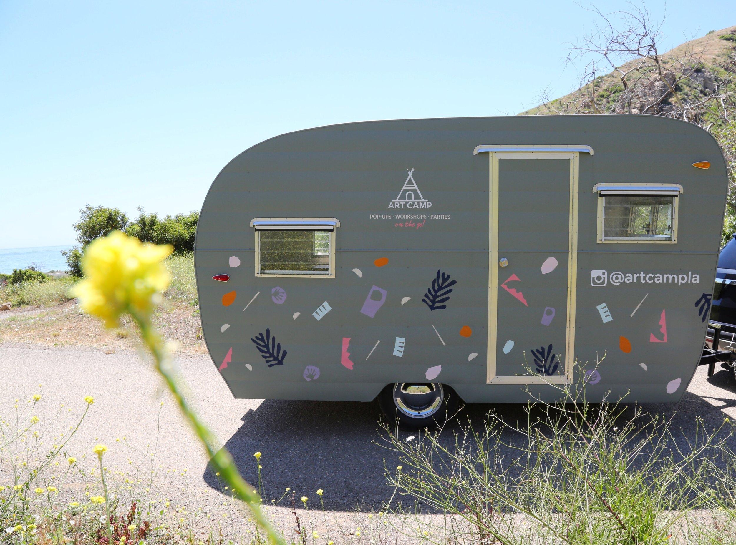 Art Camp Mobile Studio 2