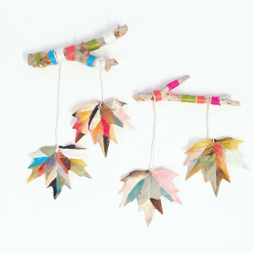 Leaf & Branch Wall Hangings