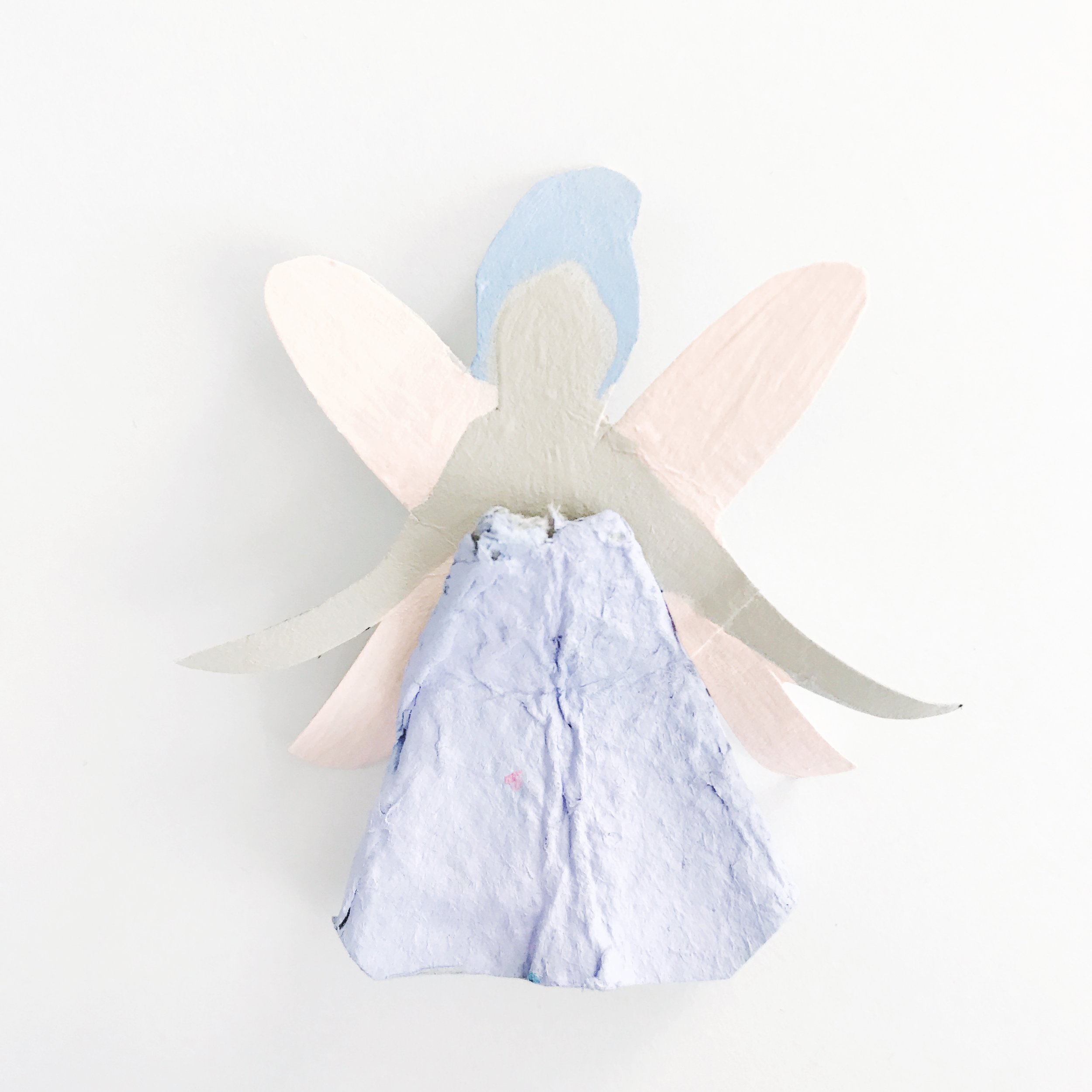 Egg Carton Fairy Dolls 7