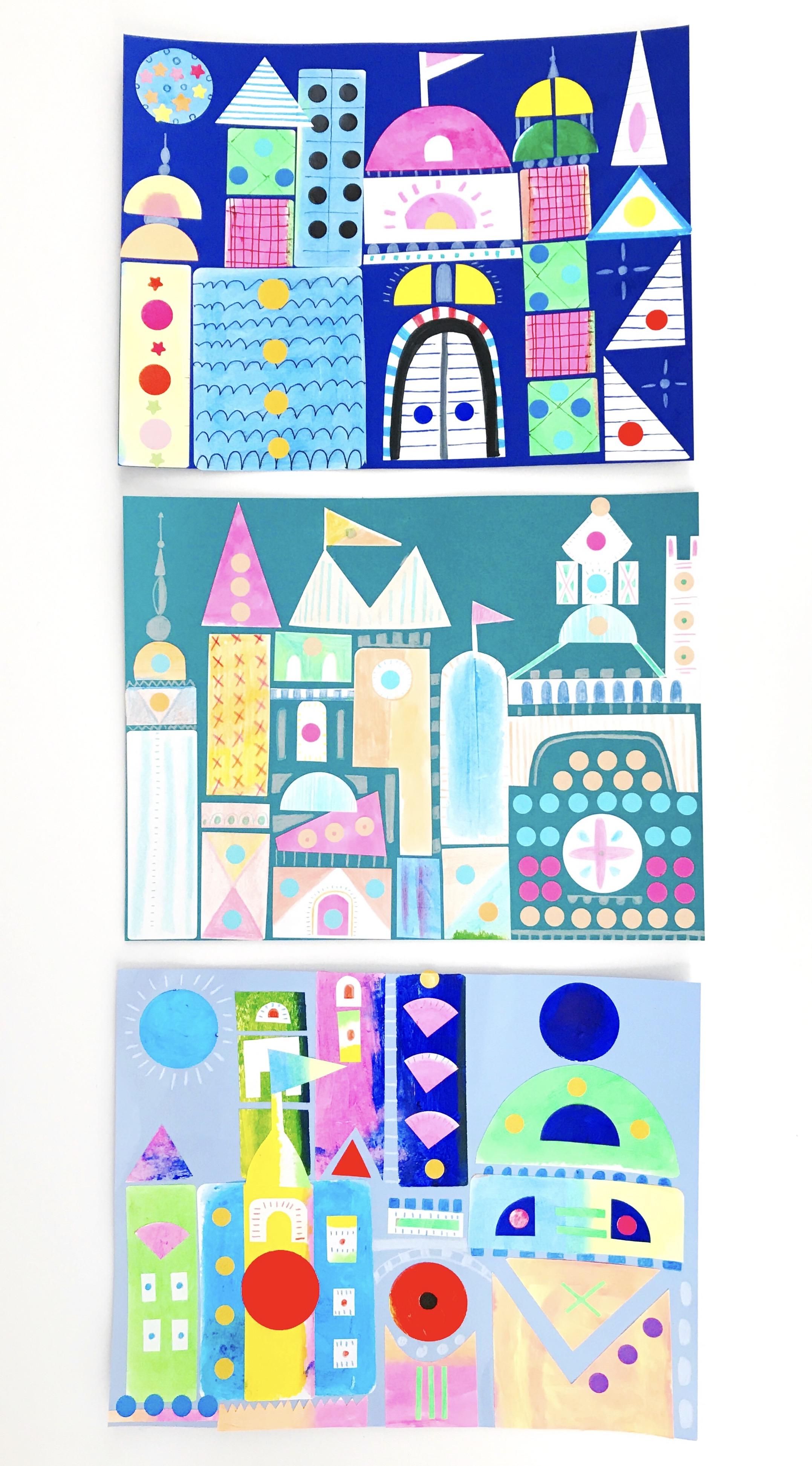 Sticker Castle 9
