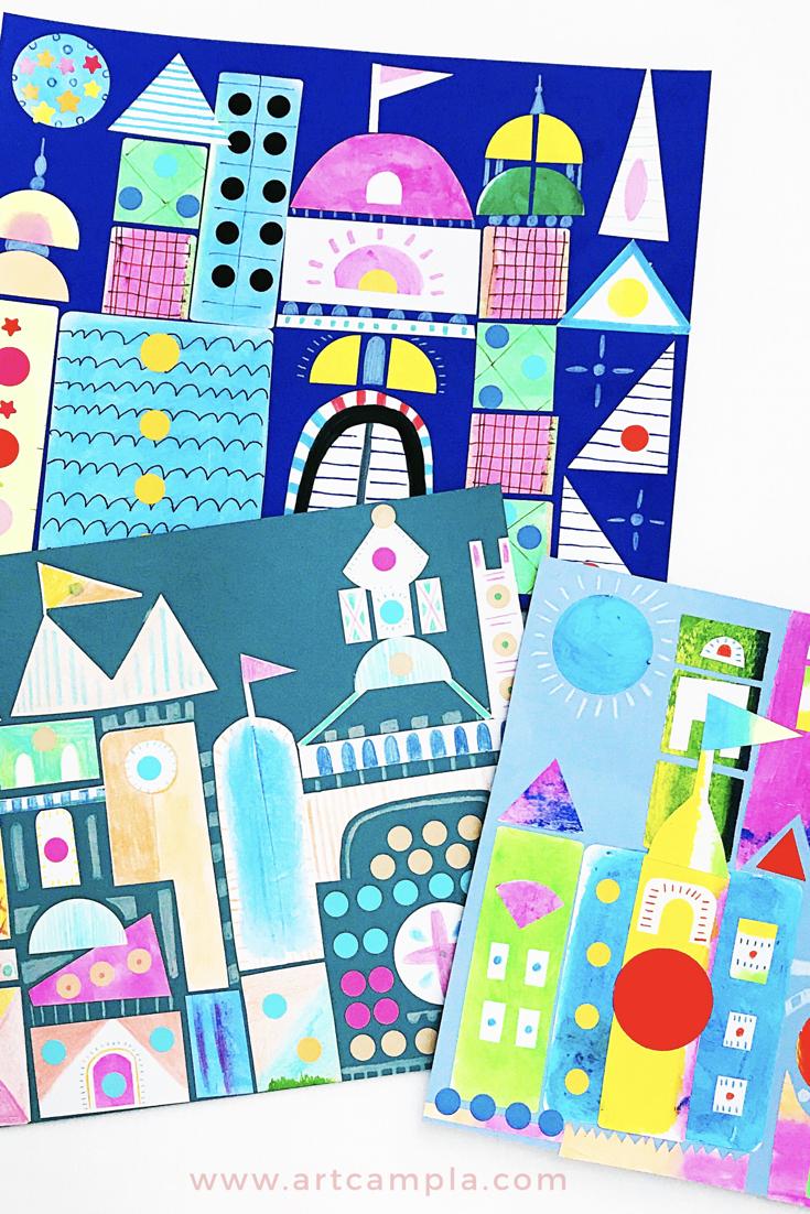 Sticker Castle 10